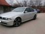 BMW 5 (Sivi)